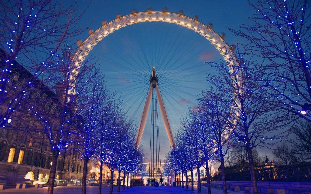 Christmas in London christmas