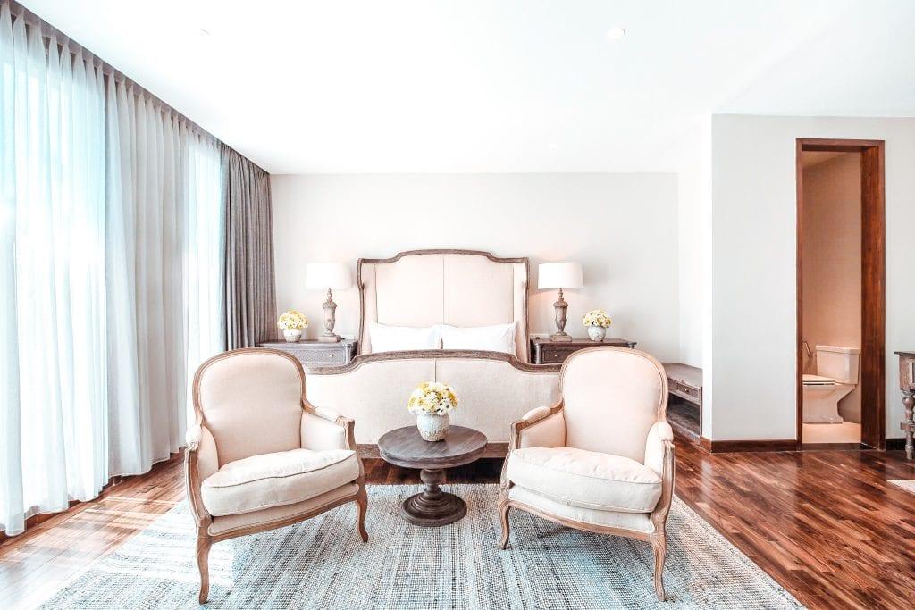 best 5 star hotels colombo Le Papillon
