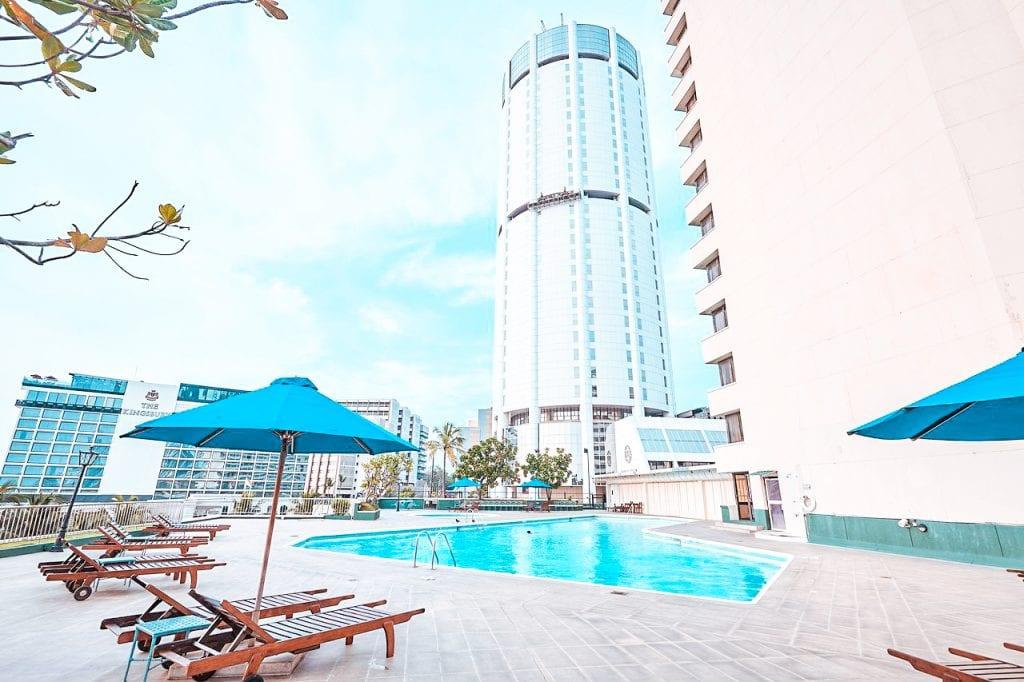 best 5 star hotels colombo The Galadari