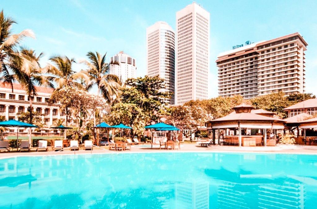 best 5 star hotels colombo hilton