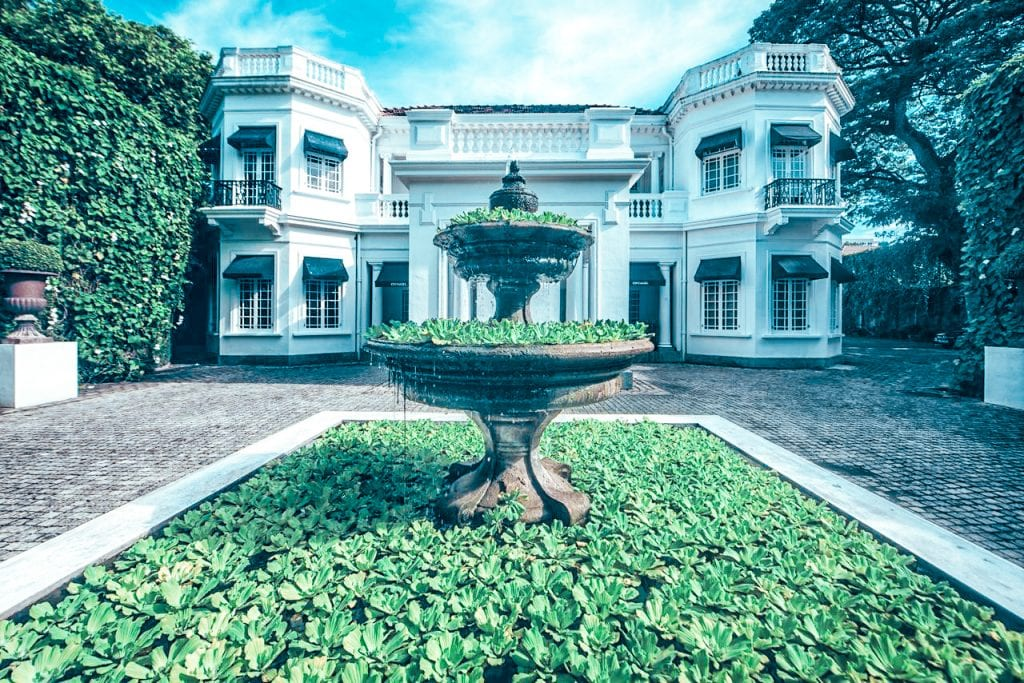 best 5 star hotels colombo paradise road tintagel