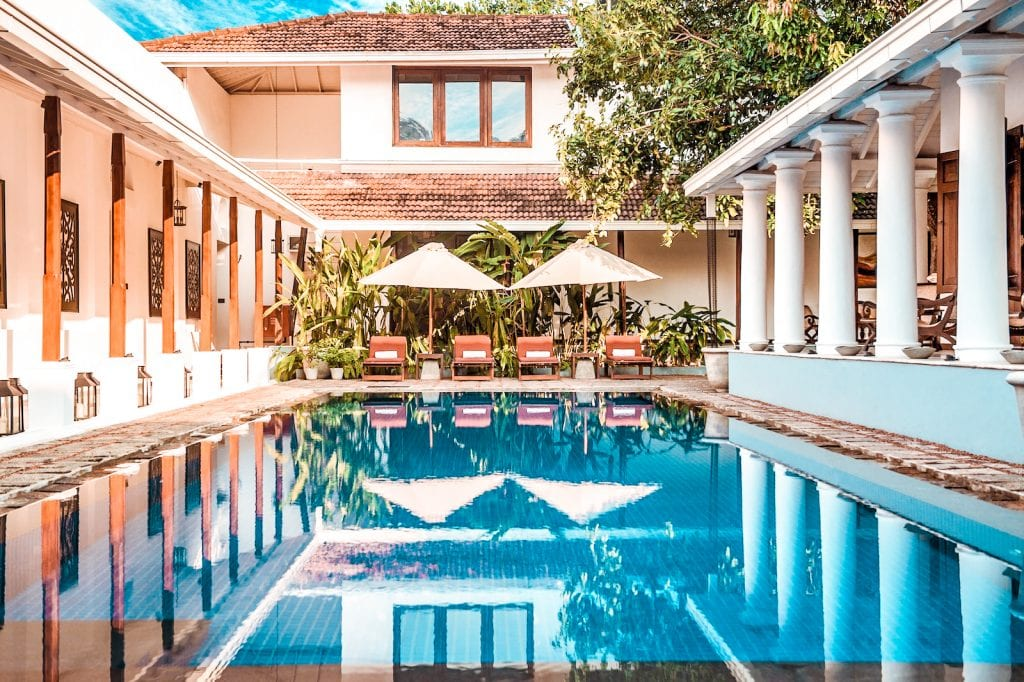 best 5 star hotels colombo residence by uga escapes