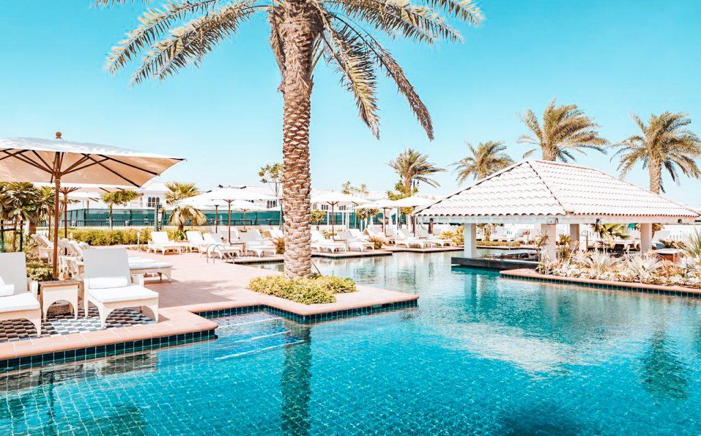 best hotels dubai desert Al Habtoor Polo Resort