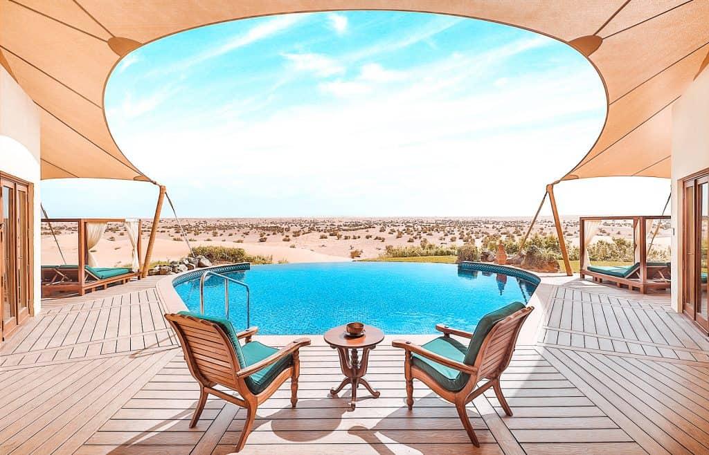 best hotels dubai desert Al Maha Desert Resort