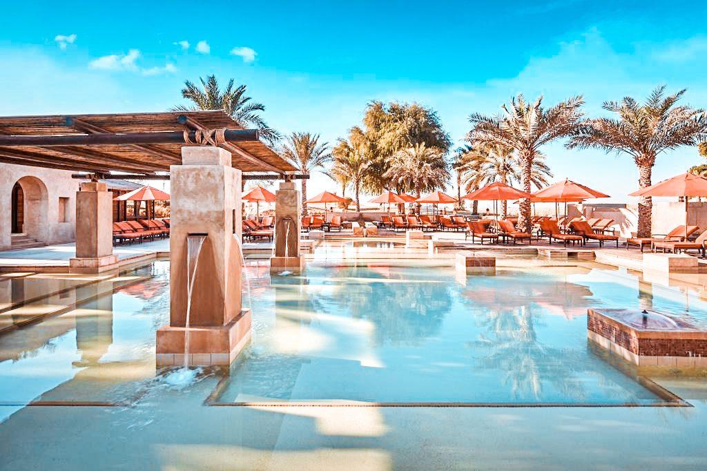 best hotels dubai desert bab al shams