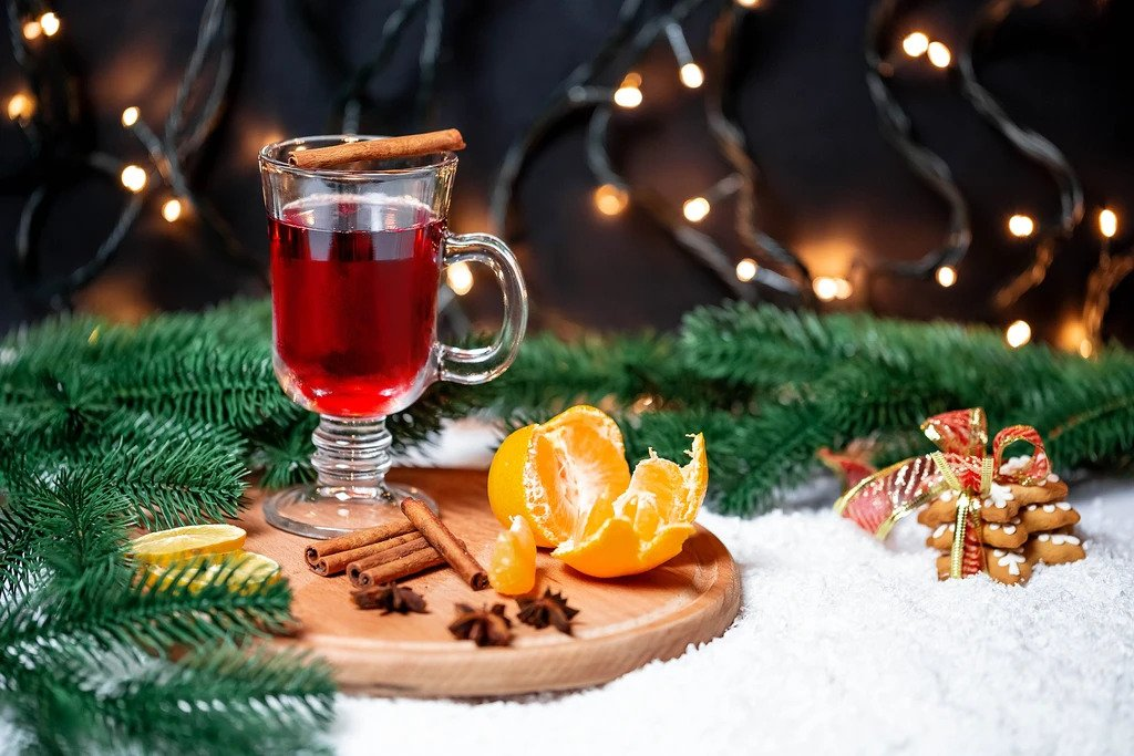 christmas in London mulled cider