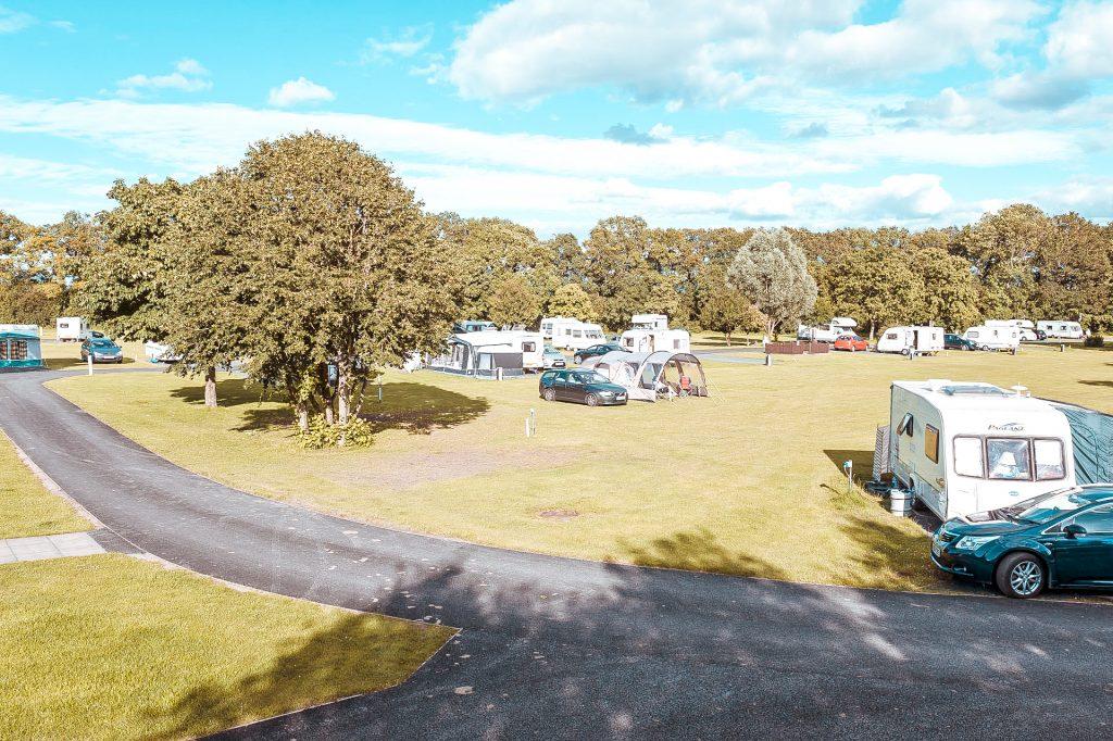 dorset campsite Blackmore Vale Caravan And Camping Park