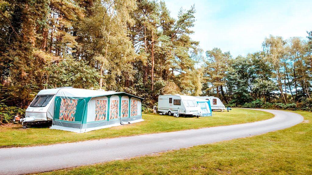 dorset campsite Crossways