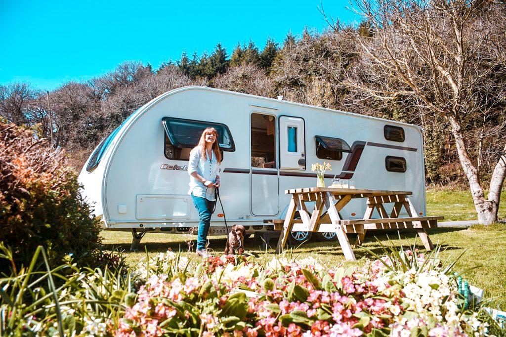 dorset campsite Hidden Valley Camping