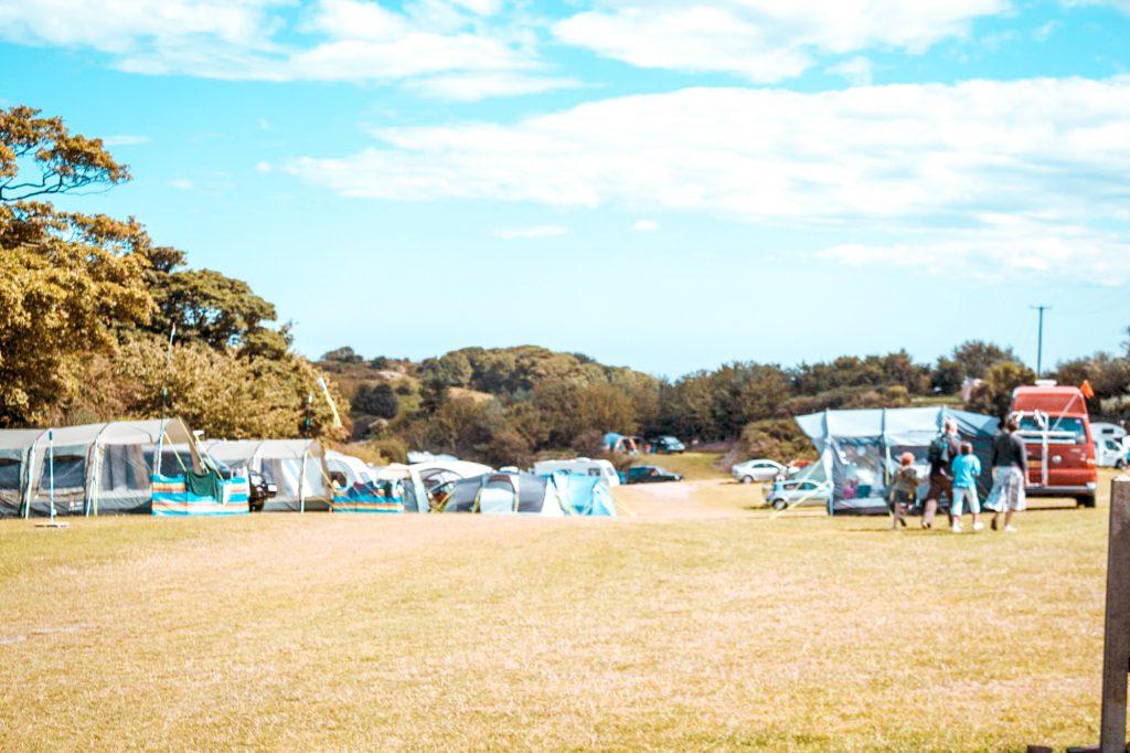 dorset campsite Manor Farm Caravan and Camping Park
