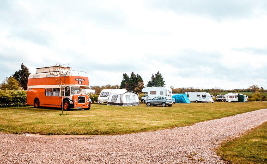 dorset campsite Wood Farm Caravan and Camping Park