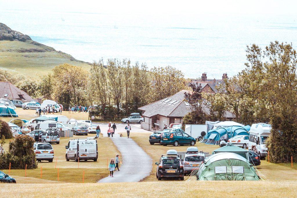 dorset campsite rosewall camping