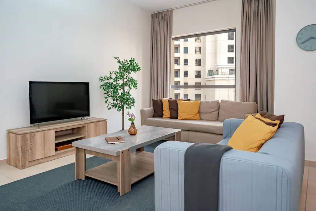 best airbnbs dubai marina 3b flat