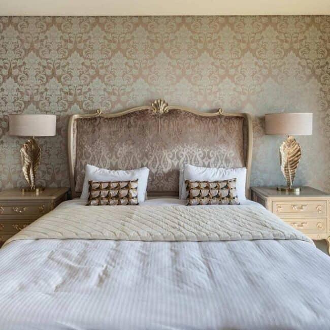 best airbnbs dubai marina opulent bed