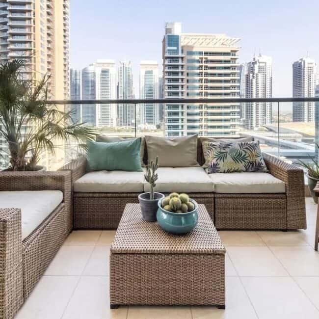 best airbnbs dubai marina premium outside