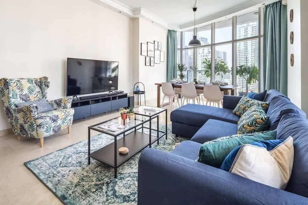 best airbnbs dubai marina premium