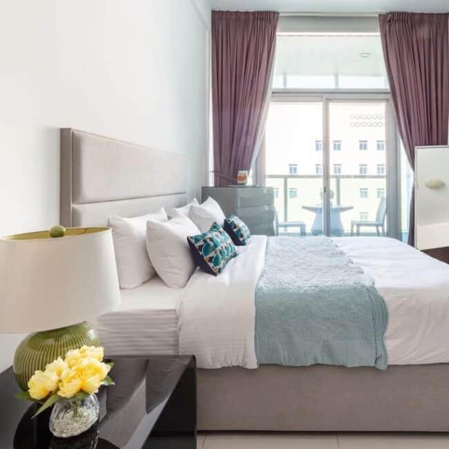 best airbnbs dubai marina stunning and modern bed