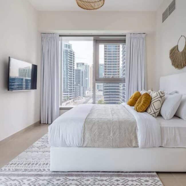 best airbnbs dubai marina upscale