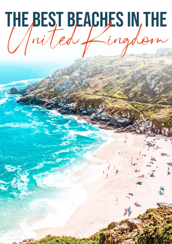best beaches in the United Kingdom