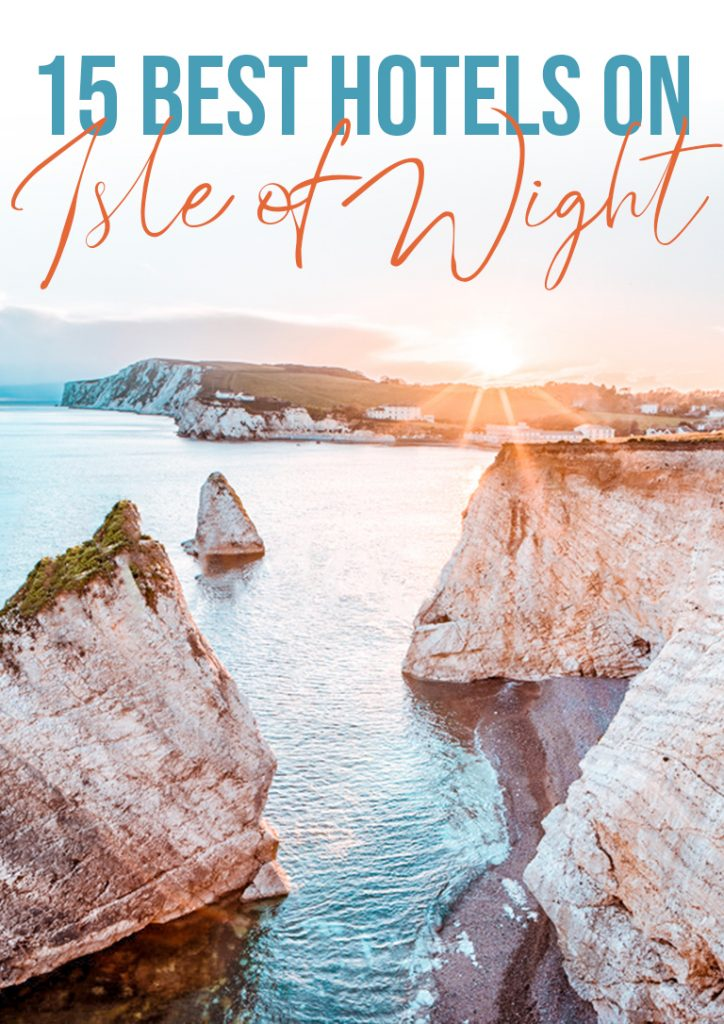 best hotbest hotels on the isle of wightels on the isle of wight