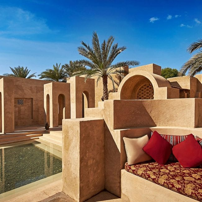 best pools Dubai Bab Al Shams Desert Resort and Spa