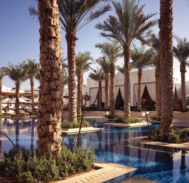 best pools dubai Park Hyatt Dubai