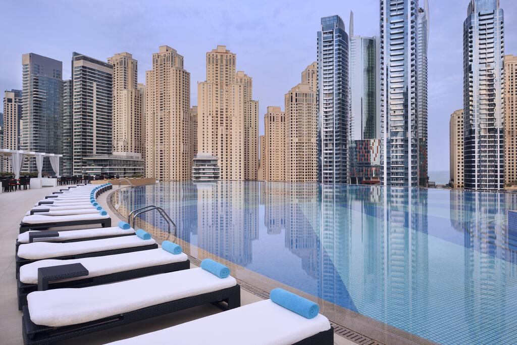 best pools dubai address dubai marina