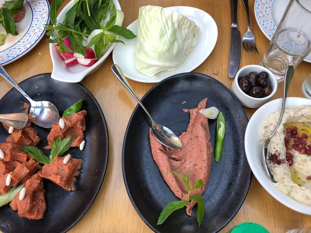 best restaurants abdel wahab