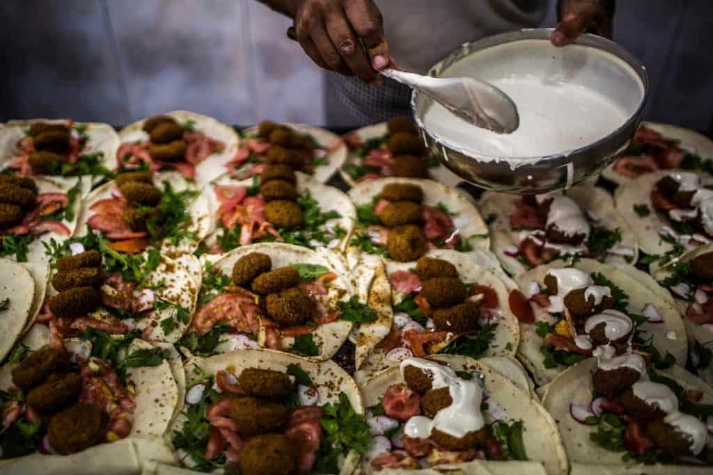 best restaurants beirut The Original Falafel M Sahyoun