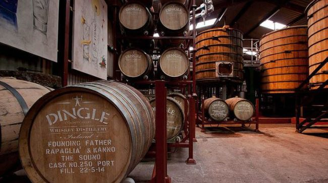 best things to do in Dingle distillery