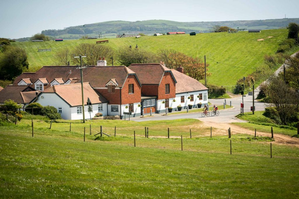 isle of wight hotel The Chequers Inn Isle of Wight Hotel