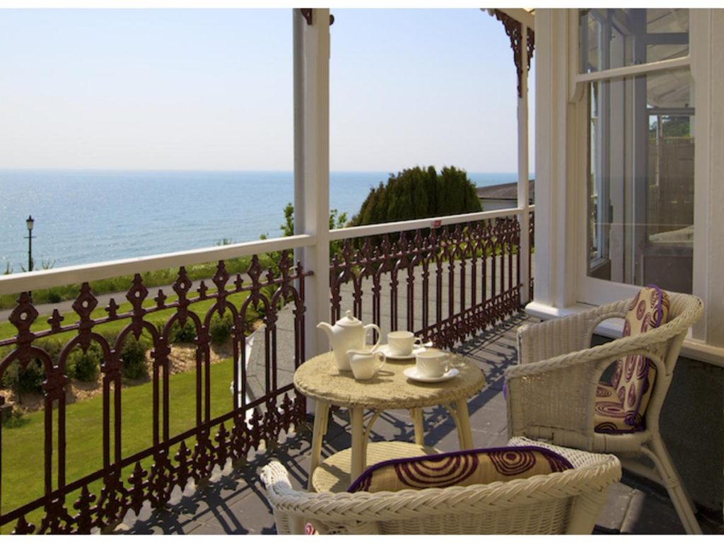 isle of wight hotel The Clifton