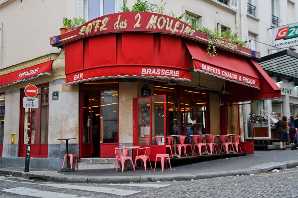 montmartre walking tours amelie poulin
