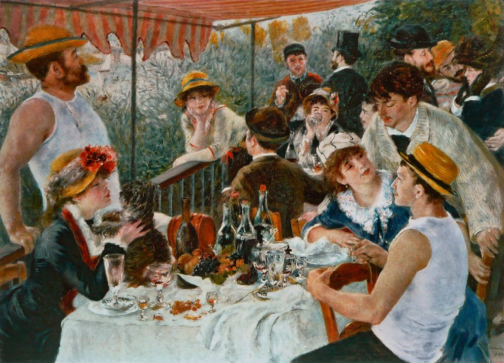 montmartre walking tours impressionists