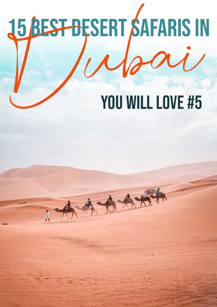 15 best desert safaris in dubai pinterest