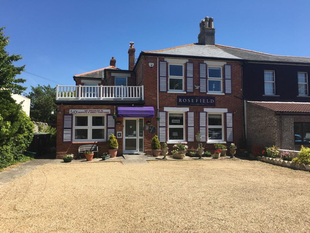 Best hotels in weymouth rosefield