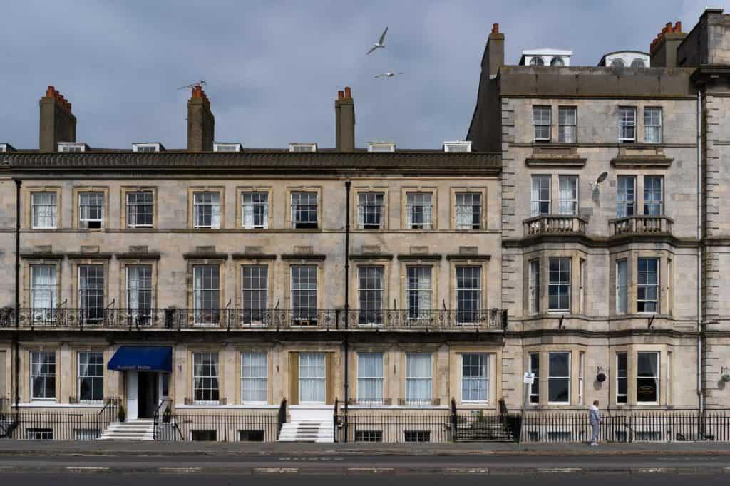 Best hotels in weymouth russel hotel