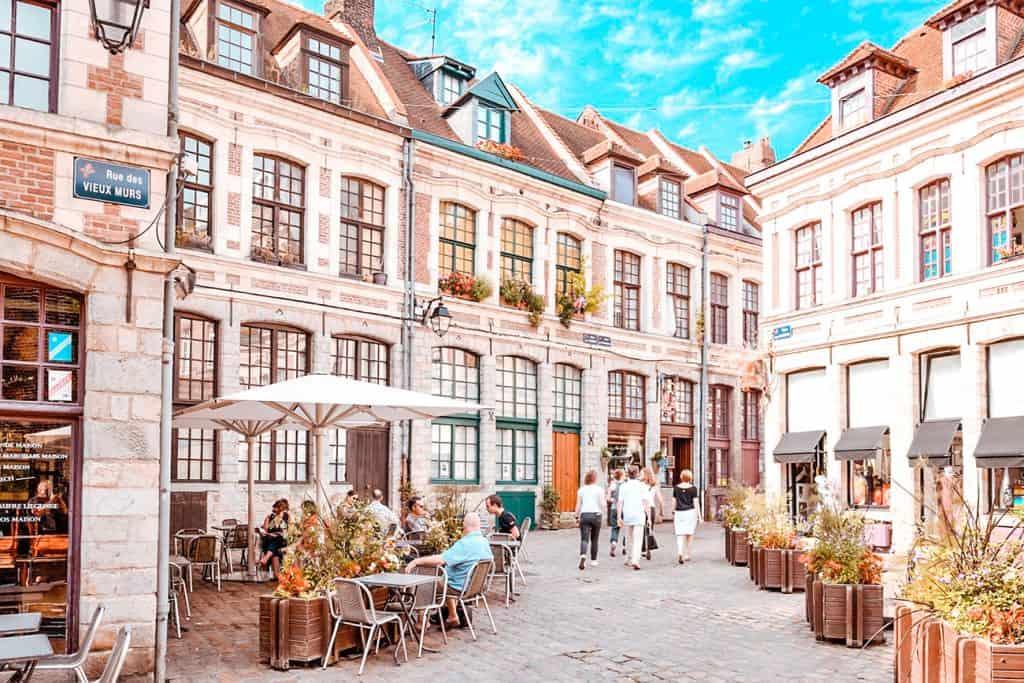 Best restaurants in Lille