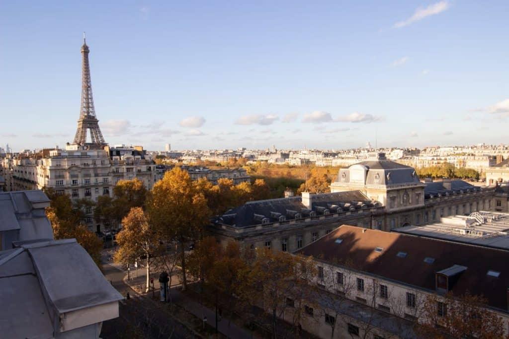 airbnb eiffel tower exceptionel