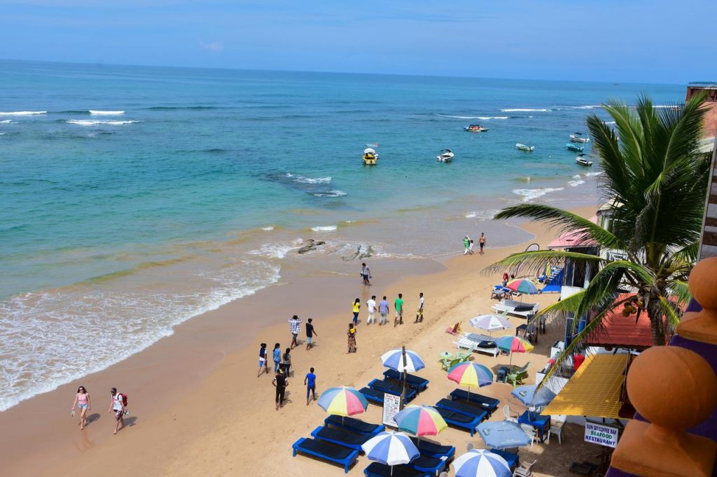 best beach hotels hikkaduwa Hotel Dolphin Hikkaduwa