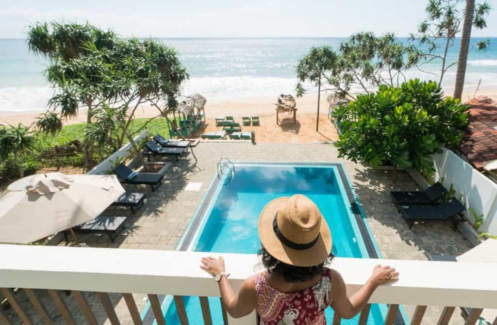 best beach hotels hikkaduwa Hotel at ease