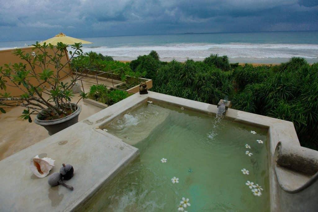best beach hotels hikkaduwa aditya