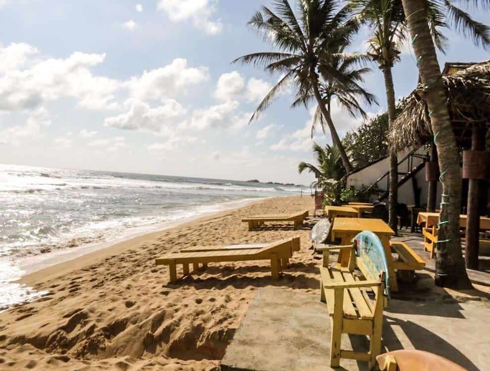 best beach hotels hikkaduwa mountain wave hotel