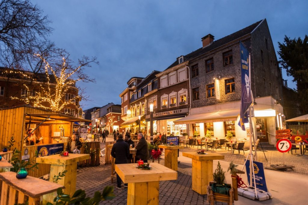 best christmas markets belgium Eupen