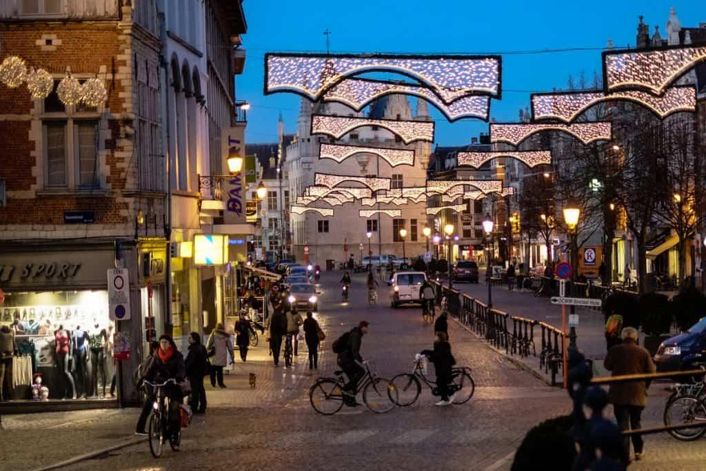 best christmas markets belgium Mechelen