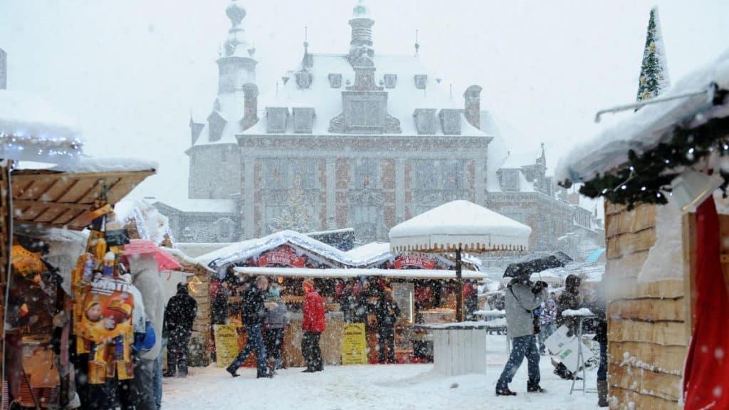 best christmas markets belgium Namur