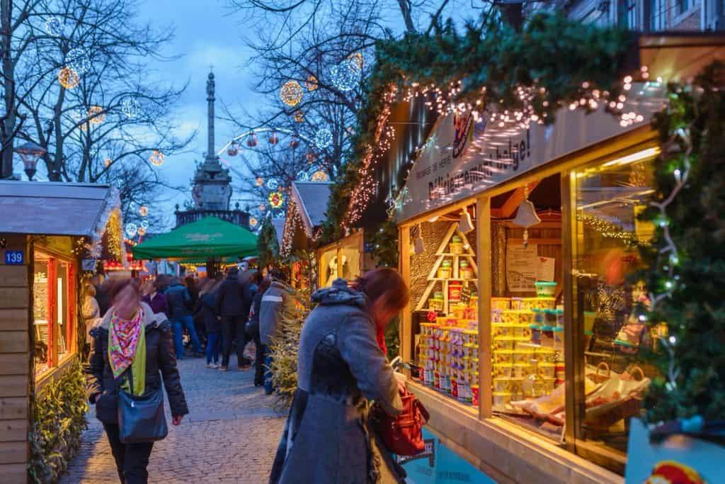 best christmas markets belgium liege