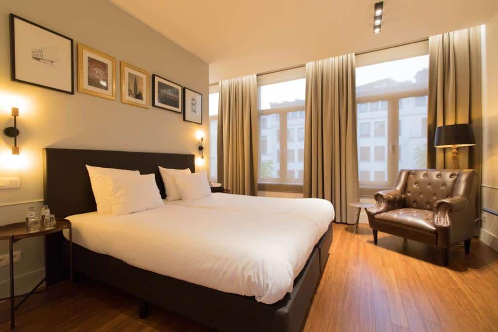 best hotels in Antwerp Boutique Hotel Maison Emile
