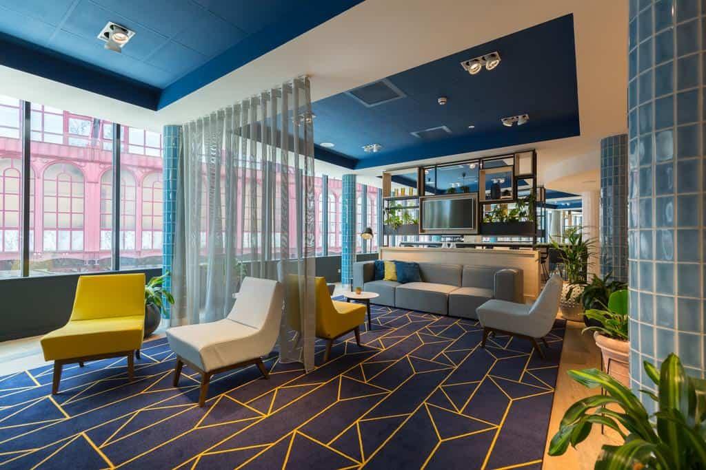 best hotels in Antwerp Hampton by Hilton Antwerp Central Station