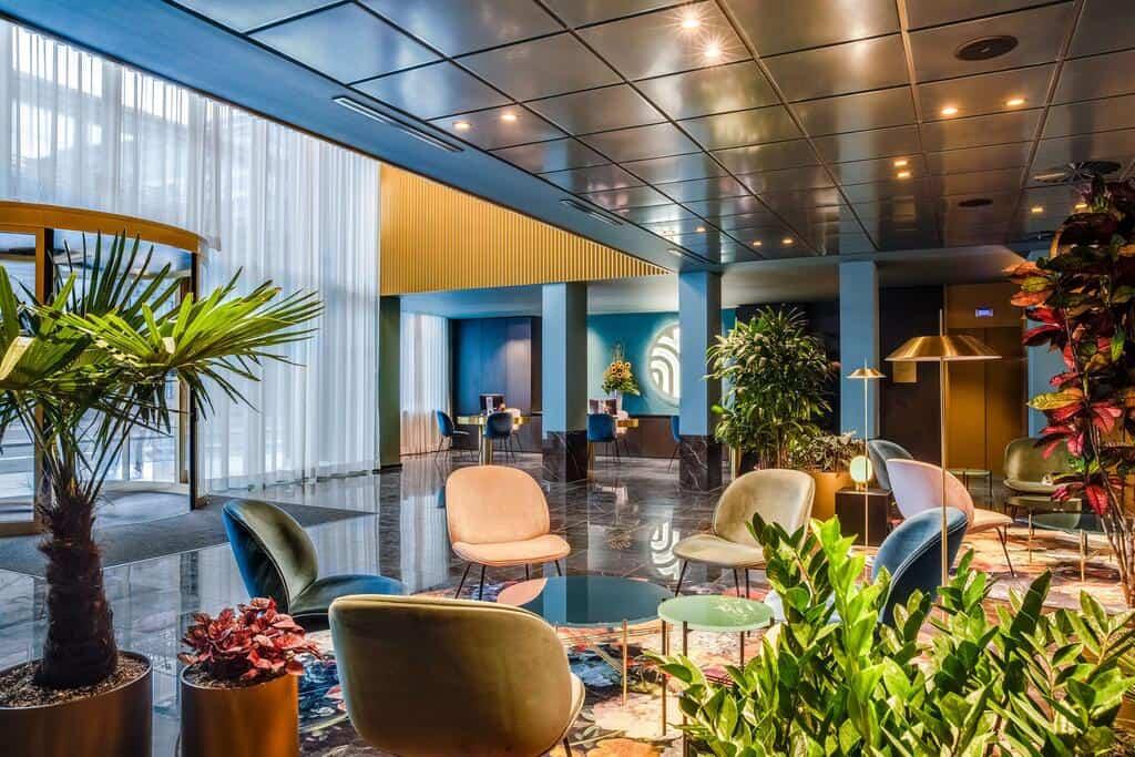 best hotels in Antwerp NH Collection Antwerp Centre